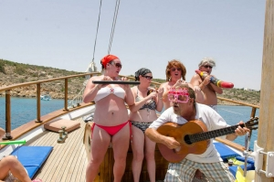 Protaras Cruise adults only